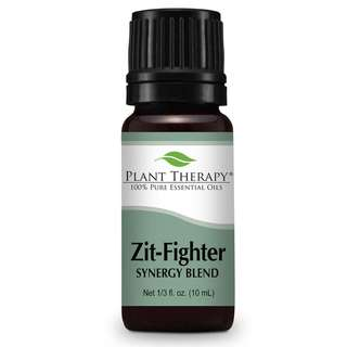 Zit Fighter Synergy Essential Oil 10ml By Plant Therapy (Acne, pimples, blemishes) IN STOCK
