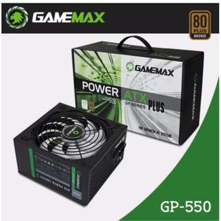 GameMax 550W PSU