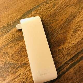 🚚 Type C 多功能轉接器(USB,SD,Micro SD)