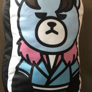 BigBang x Krunk cushion