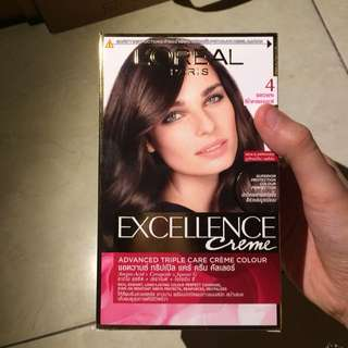 Loreal Excellence Creme (Shade: Brown 04)
