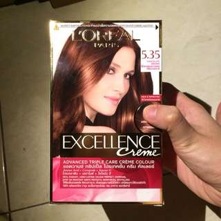 Loreal Excellence Creme (Shade Chocolate Brown 5.35)