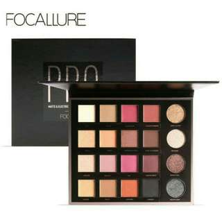 Focallure pro eyeshadow pallete