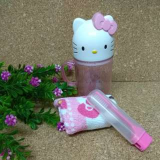 Hello Kitty brush sets