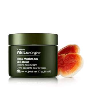 Origins Mega Mushroom Skin Relief Soothing Cream