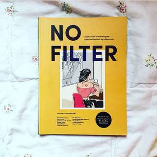 No Filter : Collection of Monologues