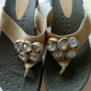 Tracce Sandal Beige (37)