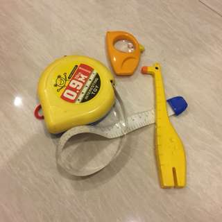 Measurement toy set - Educational