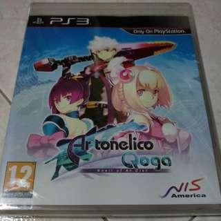 PS3 - Ar Tonelico Qoga: Knell Of Ar Ciel