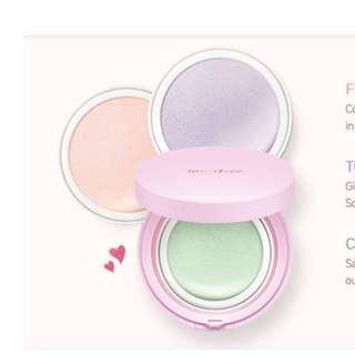 Innisfree no sebum cushion