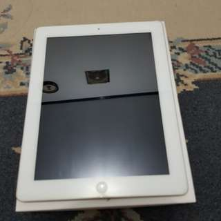 [SPECIAL PRICE] Ipad 4 32GB wifi + cellular MULUS 99.9%