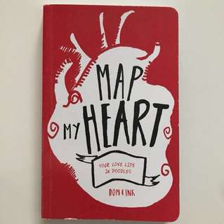 Map My Heart Book