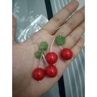 Anting Cherry / Earring