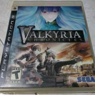 PS3 - Valkyria Chonicles