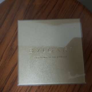 Bulgari shower gel & lotion