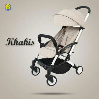 ORIGINAL Baby Throne Foldable Lightweight Stroller Buy 1 Free 7