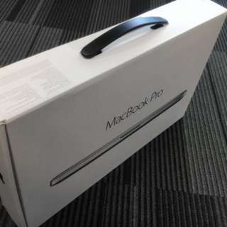 New BNIB Macbook Pro 13 inch Mid 2012 MD101ID