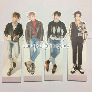 WTS Wanna One Nothing Without You Album Standee