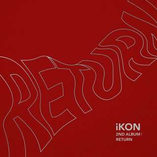 IKON - 2ND ALBUM RETURN