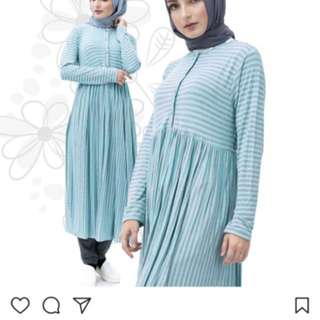 Stripe Tunic by Luma Dawa