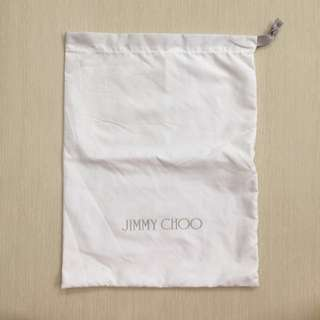 Dustbag jimmy choo authentic
