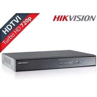 Hikvision 4 CH Dvr