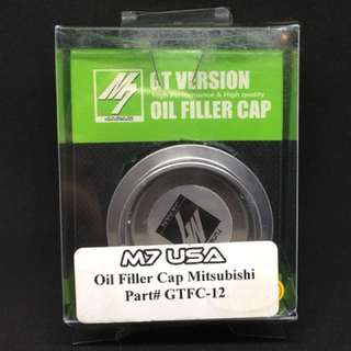 Original M7 Oil Filler Cap
