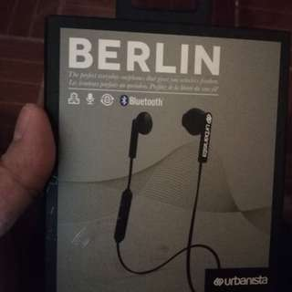 Berlin Urbandista Bluetooth headset