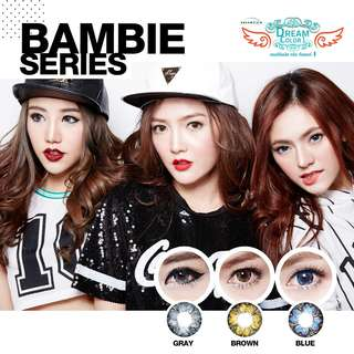 Bambie Beauty Series Lens