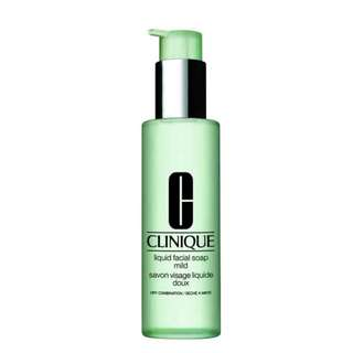 Clinique Liquid Facial Soap (Mild) – Dry Combination
