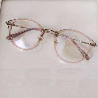 *NEW* Dusty Nude/Rose Coloured Glasses