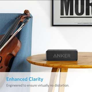 Ankers soundcore bluetooth speaker