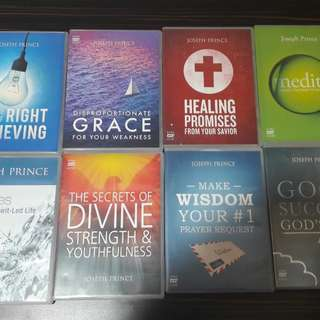 $7 for any 1 DVD Joseph Prince