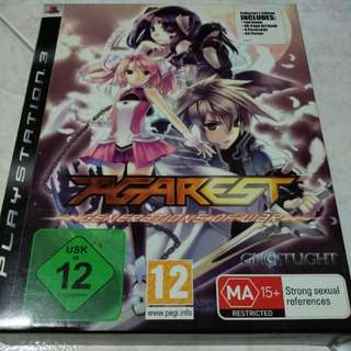 PS3 - Agarest: Generations Of War (Collector's Edition)