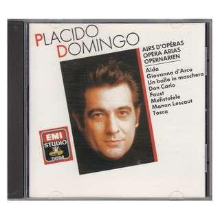 Placido Domingo: <Operatic Arias & Scenes> Classical CD