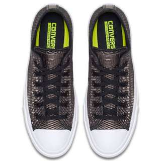 Converse Chuck II Perforated Metallic