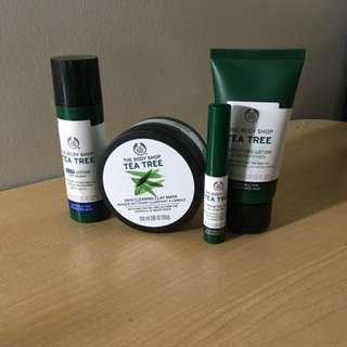 Tea Tree Body Shop FaceCare