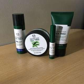 Tea Tree Body Shop FaceCare