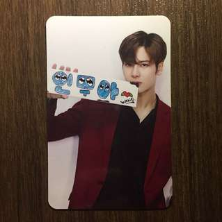 Jackson Promise Ver. Photocard (Flight Log: Arrival)