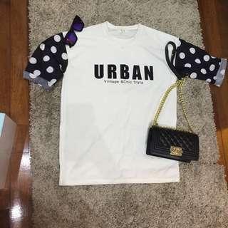 Urban top (Korean)