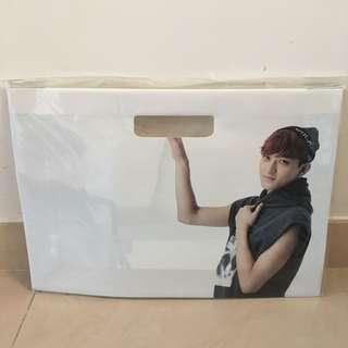 Exo Tao 手挽袋