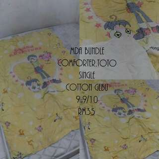 kids comforter /blanket super single
