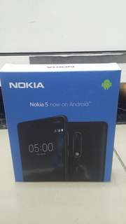 Nokia 5 Now on Android Dijual credit