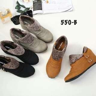 Monna Vania Ringer Boot 550-B