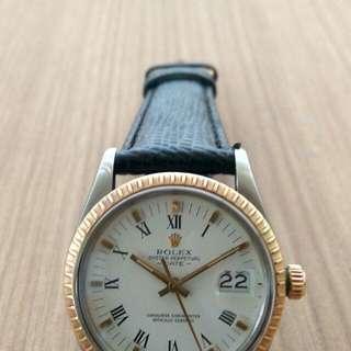 Rolex 15053 34 mm LV Cartier Chanel Fendi Tudor Seiko Hermes Tudor