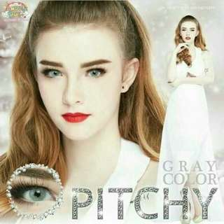 Original softlens sweety pitchy gray