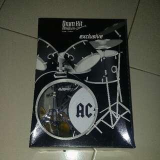 Drum Kit Exclusive ACDC miniature