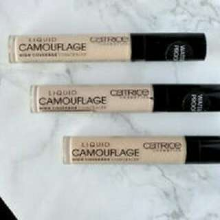 Catrice Liquid Camouflage- High Coverage Concealer