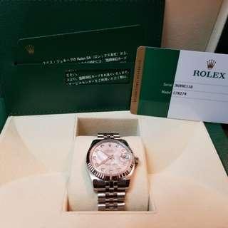 Rolex女裝手錶