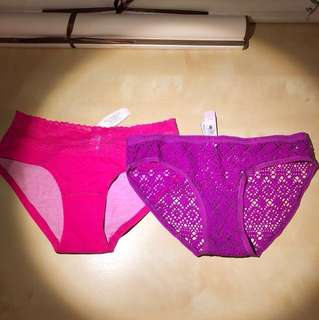 New VS Panties (set of 2)